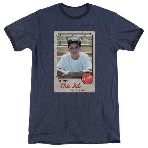 The Sandlot Benny Navy Ringer T-shirt