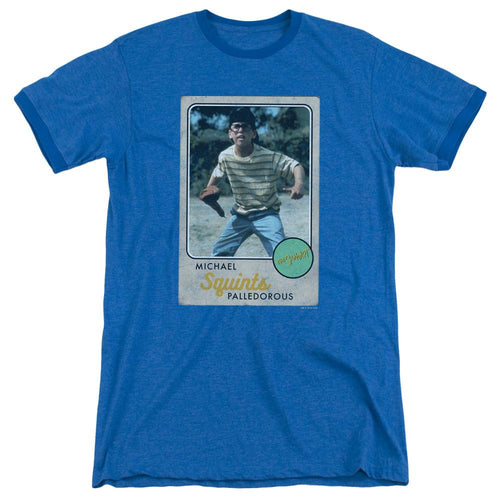 The Sandlot Michael Ringer Blue T-shirt