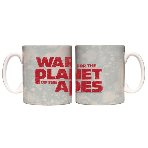 War for the Planet of the Apes Logo Mug