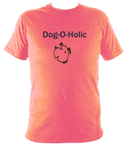 Dog-O-Holic T-Shirt - The doglost doggy shop