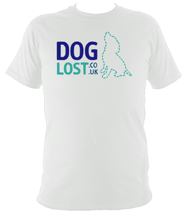 Official DogLost T-Shirt - The doglost doggy shop