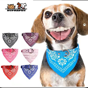 Adjustable Dog Scarf