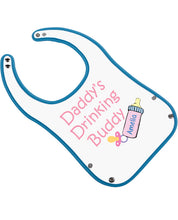 Drinking Buddy - Personalised Bib - The Print Cave