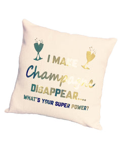 Superpower - Cushion - The Print Cave