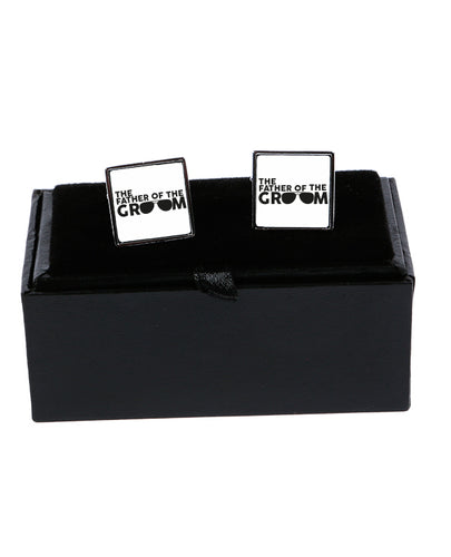 Father of the Groom Shades - Cufflinks - The Print Cave