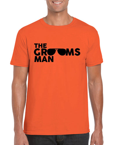 Shades - The Grooms Man! - The Print Cave