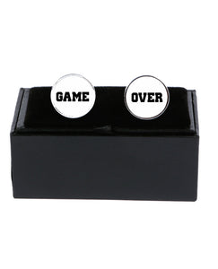 Game Over - Cufflinks