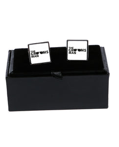 Groomsman Shades - Cufflinks - The Print Cave