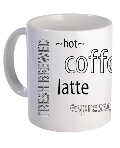 More Coffee Please! - Mug