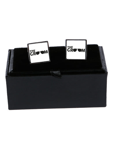 Groom Shades - Cufflinks - The Print Cave