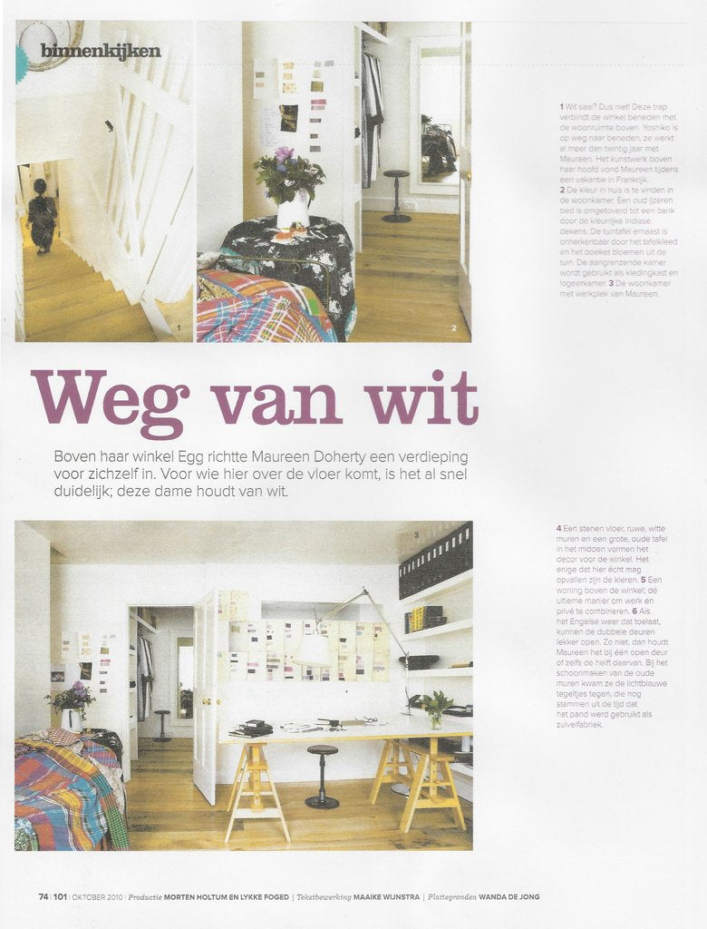101 Woonideeen October 2010