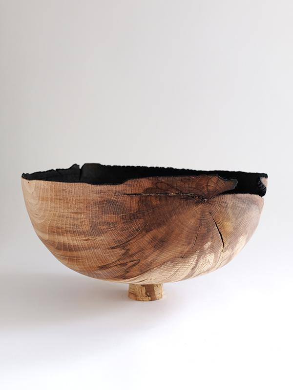 Burnt Beech Offering Bowl