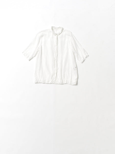 light silk shirt