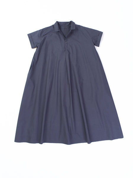 indigo summer dress