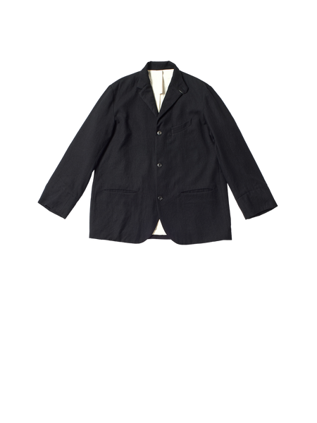 black wool blazer edouard jacket