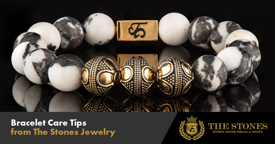 Bracelet Care Tips from The Stones Jewelry