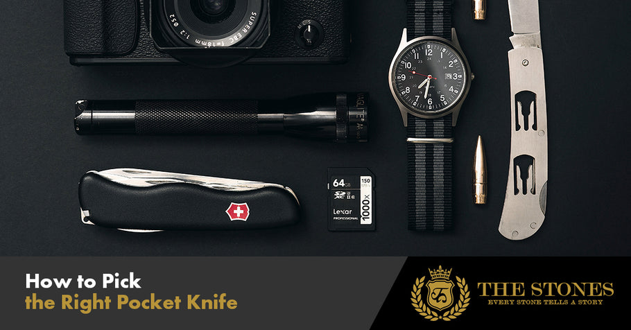 How to Pick the Right Pocket Knife