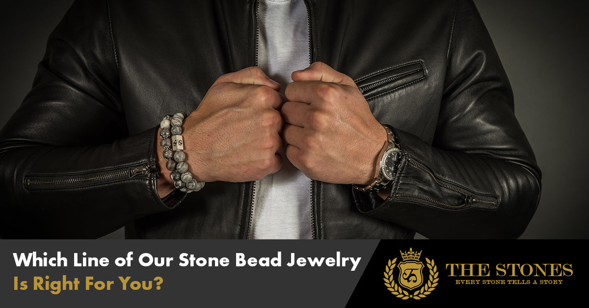 Which Line of Our Stone Bead Jewelry Is Right For You