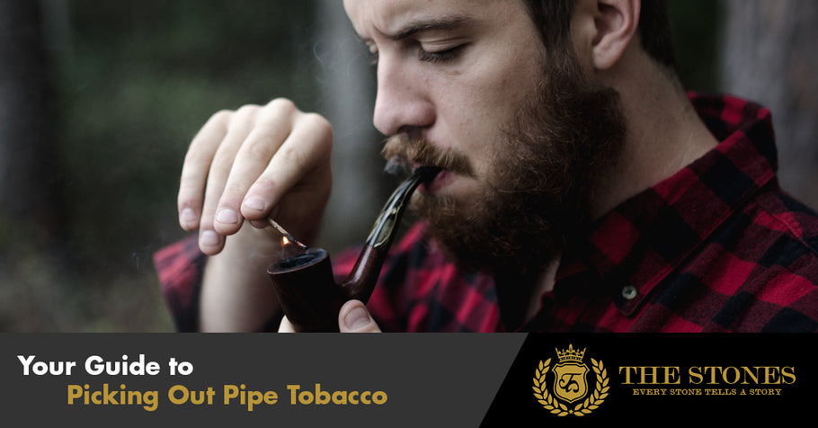 Your Guide to Picking Out Pipe Tobacco