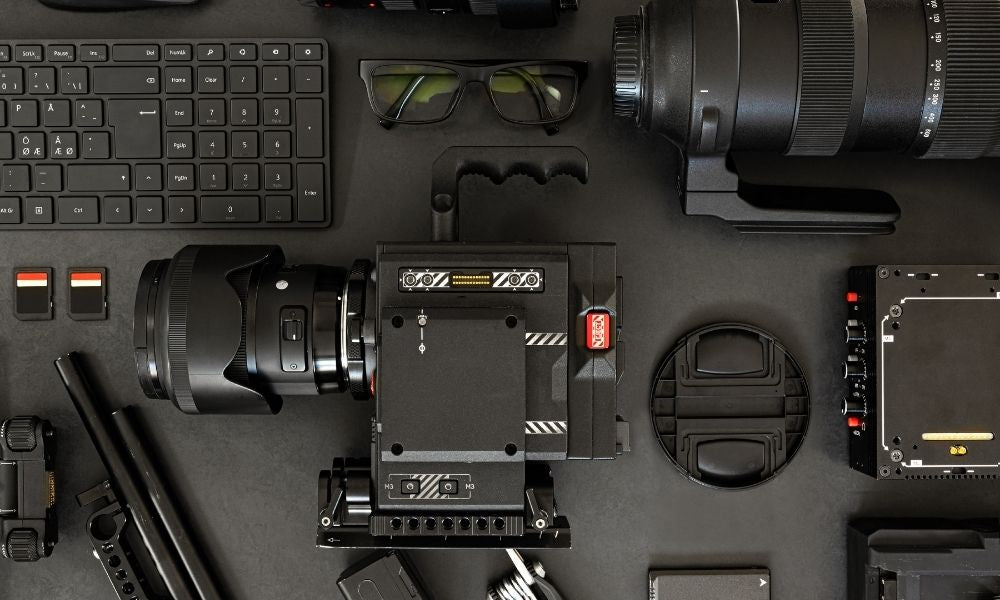 A List of Essential Filmmaking Equipment