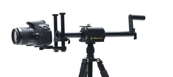 Glide Gear DAR100 - Dutch Angle Camera/Rotating Shot Rig - Koncept Innovators, LLC