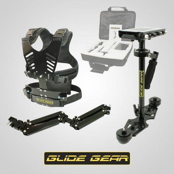 Glide Gear DNA 6001 - Vest & Arm Stabilization Kit 6-13 Lb Rigs - Koncept Innovators, LLC