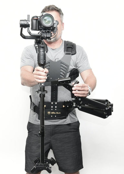 Glide Gear G2G 505 - 5-Axis Gimbal Vest & Arm Stabilization Kit 6-13lbs Rigs - Koncept Innovators, LLC