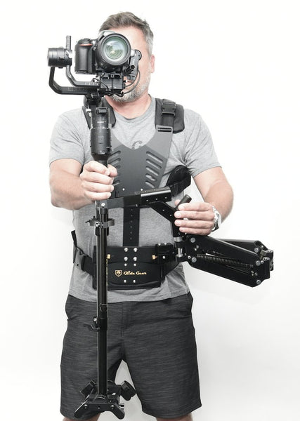 Glide Gear G2G 505 PLUS - 5-Axis Gimbal Vest & Arm Stabilization Kit 10-18 Lb Rigs - Koncept Innovators, LLC