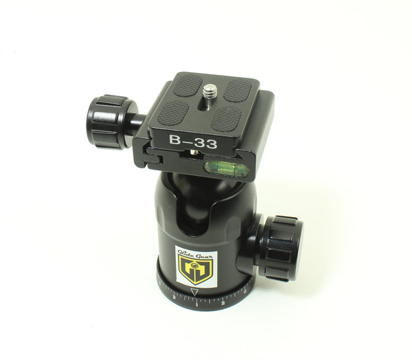 Glide Gear GG33 - Tripod Ball Head - Koncept Innovators, LLC