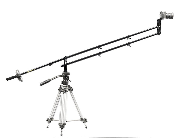 Glide Gear JB4 Video Camera DSLR 4 Ft Quick Jib Crane - Koncept Innovators, LLC
