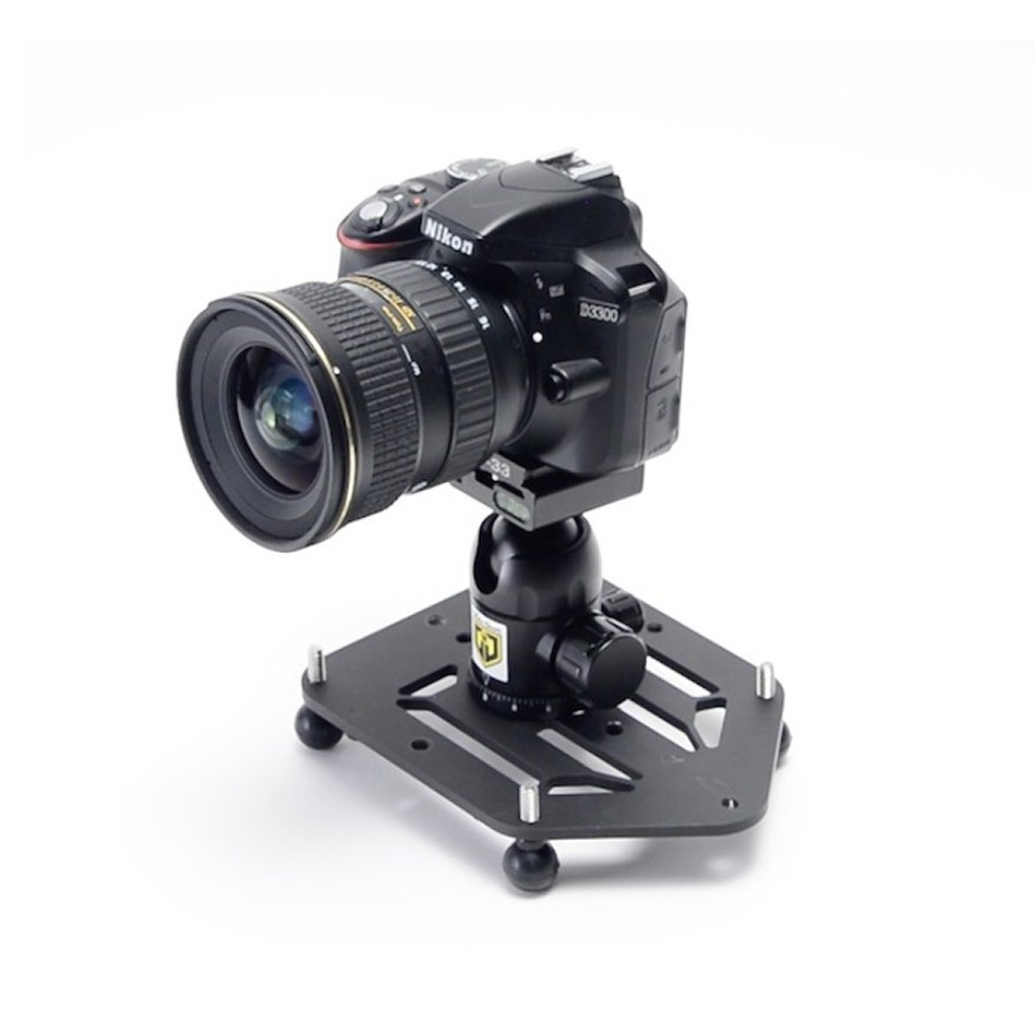 Glide Gear LL100 - Video Photo LayLow Camera Mount - Koncept Innovators, LLC