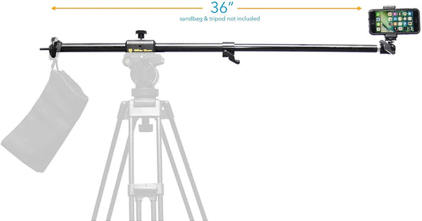 Glide Gear OH 50 - Camera/Smartphone Photo Video Overhead Stand - Koncept Innovators, LLC