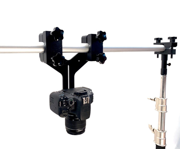Glide Gear OH 75 - Overhead Camera Portable Pole Rig with 6ft Pole - Koncept Innovators, LLC