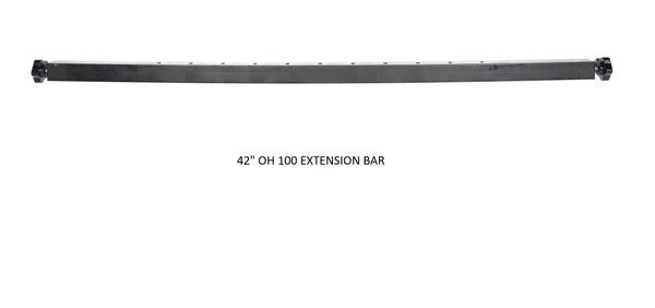 "Glide Gear OHX-1 Overhead OH 100- 42"" Extension Bar - Koncept Innovators, LLC"