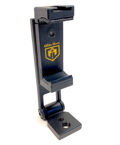 Glide Gear SYL 3 Vertical / Horizontal Smartphone Tripod Adapter Holder - Koncept Innovators, LLC