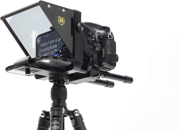 Glide Gear TMP 75 Laptop Smartphone Prompt/DSLR Video Teleprompter - Koncept Innovators, LLC