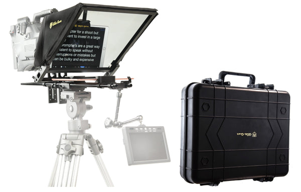 "Glide Gear TMP 750 - 16.5"" Professional Video Camera Tablet Teleprompter - Koncept Innovators, LLC"