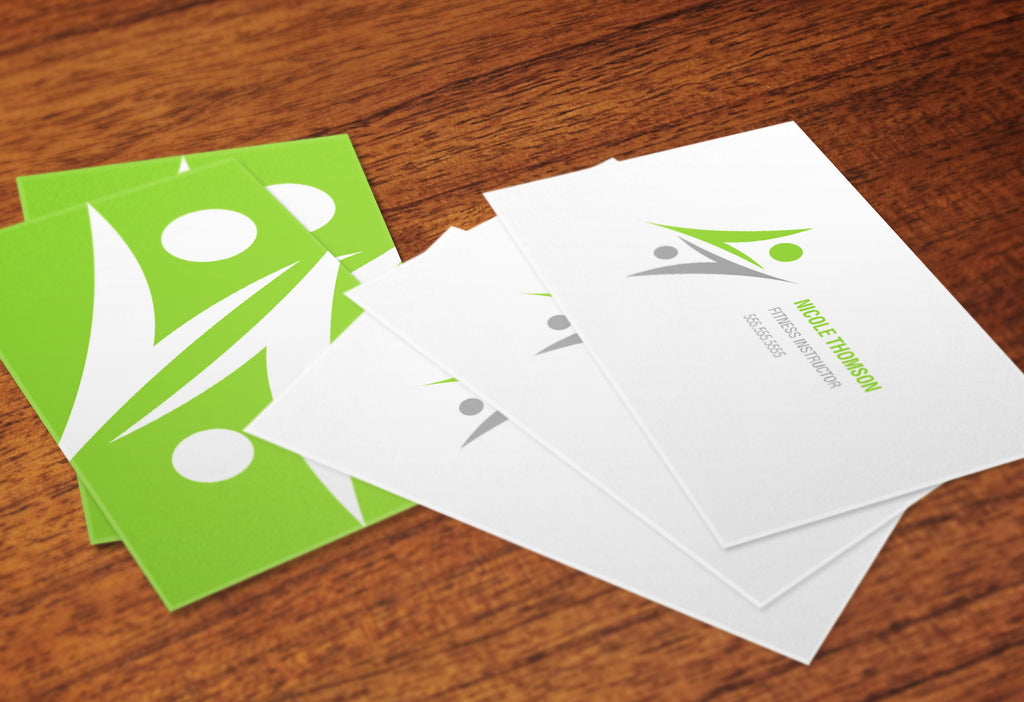 16pt Matte Business Cards – InkDoodle Inc.