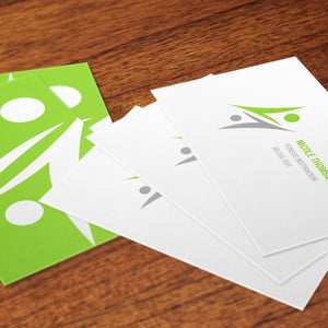 16pt Matte Business Cards