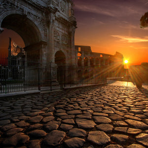 Arch of constantine colosseum rome