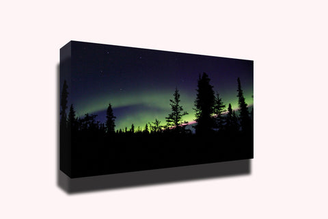 Aurora borealis northern lights sky