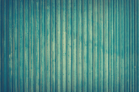 Background blank blue color