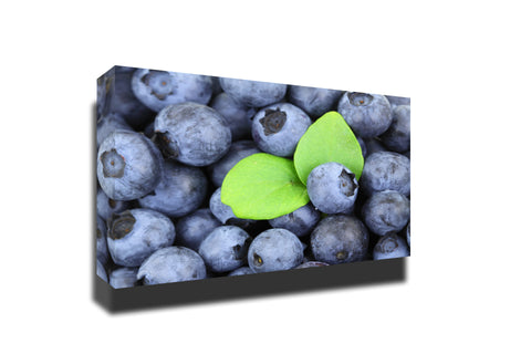 Background berry blue blueberry