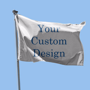 3x5 Custom Printed Flag