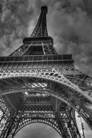 Eiffel tower tower paris france
