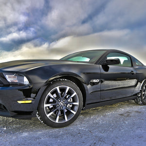 Ford mustang auto vehicle muscle
