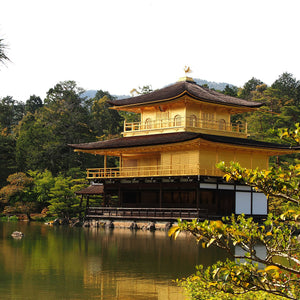 Gold temple kyoto gold temple