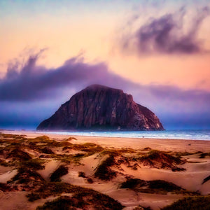 Morro bay california sea ocean