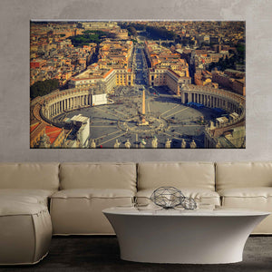 Rome the vatican italy