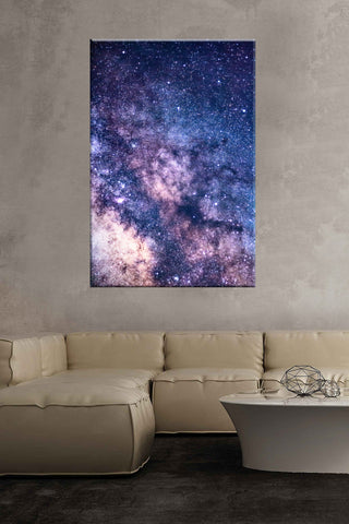 Stars galaxy milky way space sky